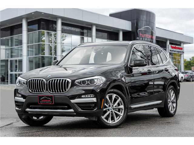 2019 BMW X3 xDrive30i (Stk: 19HMS1069) in Mississauga - Image 1 of 18