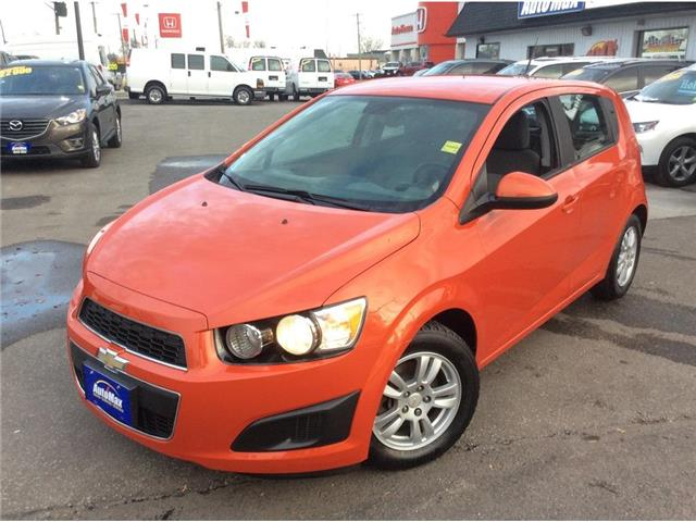 2012 Chevrolet Sonic LS (Stk: A8899) in Sarnia - Image 1 of 30