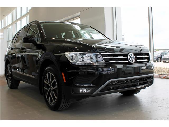 2020 Volkswagen Tiguan Comfortline (Stk: 70019) in Saskatoon - Image 1 of 23