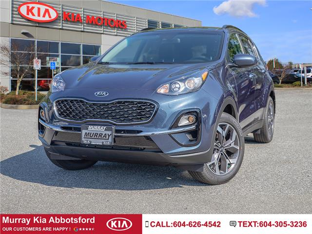 2020 Kia Sportage EX Premium (Stk: SP00142) in Abbotsford - Image 1 of 22