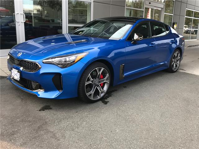 2020 Kia Stinger GT Limited w/Black Interior (Stk: ST07122) in Abbotsford - Image 1 of 9