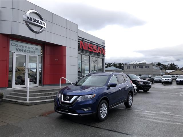 2020 Nissan Rogue SV (Stk: N05-6325) in Chilliwack - Image 1 of 1