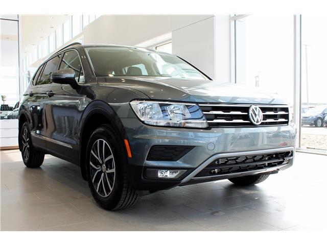 2020 Volkswagen Tiguan Comfortline (Stk: 69627) in Saskatoon - Image 1 of 7