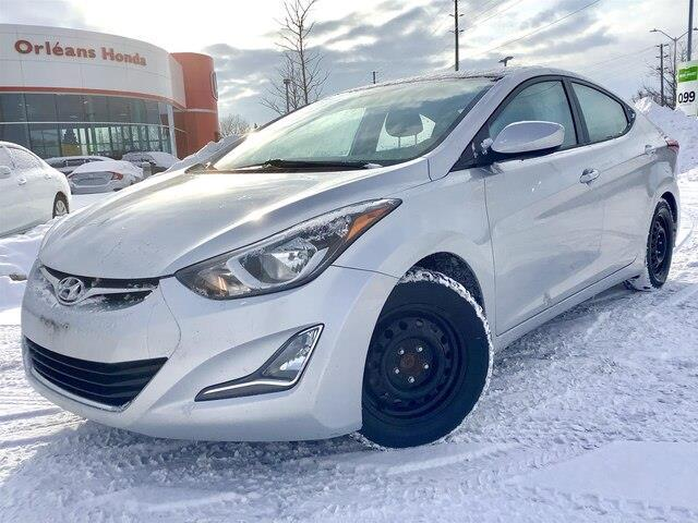 2015 Hyundai Elantra Sport Appearance (Stk: P0937A) in Orléans - Image 1 of 23