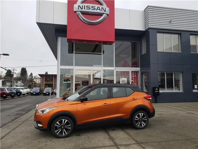 2018 Nissan Kicks SV (Stk: 9R5970A) in Duncan - Image 1 of 13