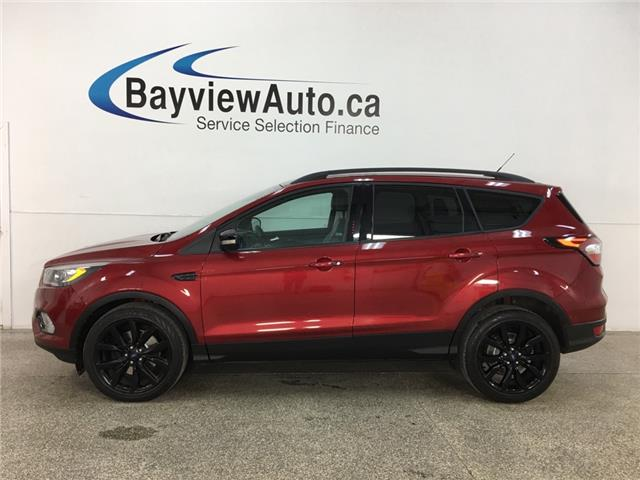 2017 Ford Escape Titanium (Stk: 36195J) in Belleville - Image 1 of 28