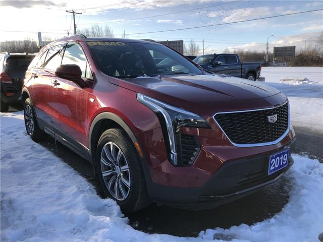 2019 Cadillac XT4 Sport (Stk: 19215) in Cornwall - Image 1 of 1