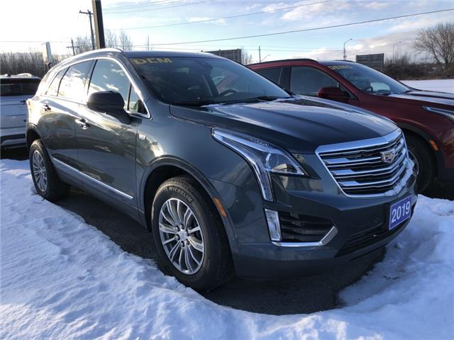2019 Cadillac XT5 Luxury (Stk: 19278) in Cornwall - Image 1 of 1