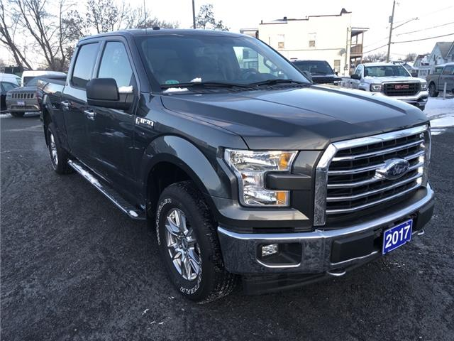 2017 Ford F-150 XLT (Stk: 19254A) in Cornwall - Image 1 of 28