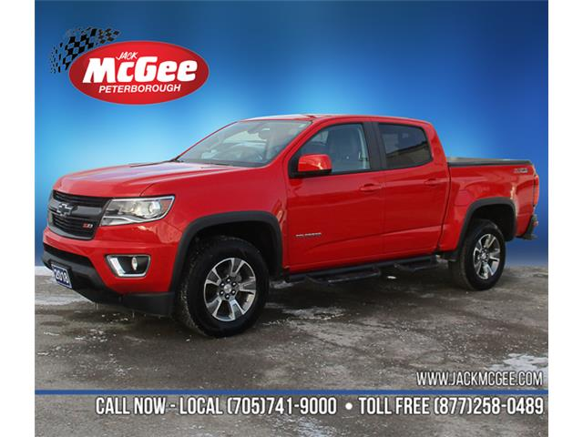2018 Chevrolet Colorado Z71 (Stk: 20163A) in Peterborough - Image 1 of 19