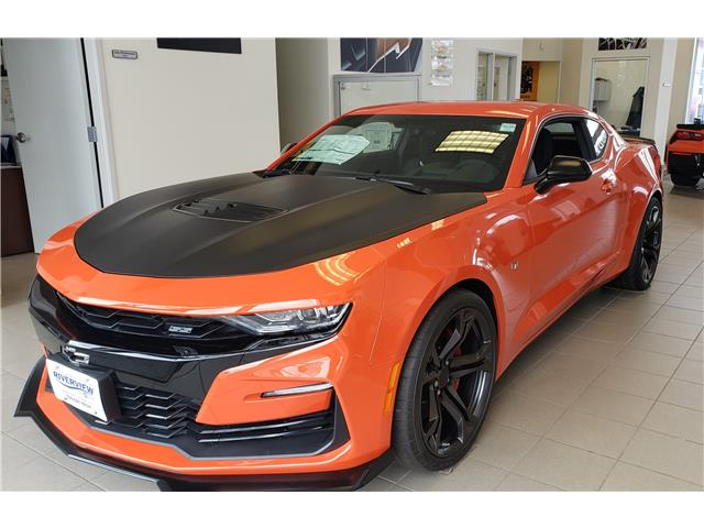 2019 Chevrolet Camaro 2SS (Stk: 19140) in WALLACEBURG - Image 1 of 8