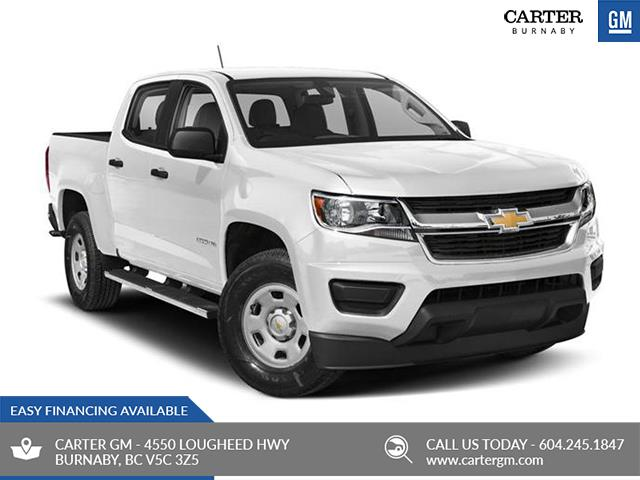 2020 Chevrolet Colorado WT (Stk: D0-22880) in Burnaby - Image 1 of 1