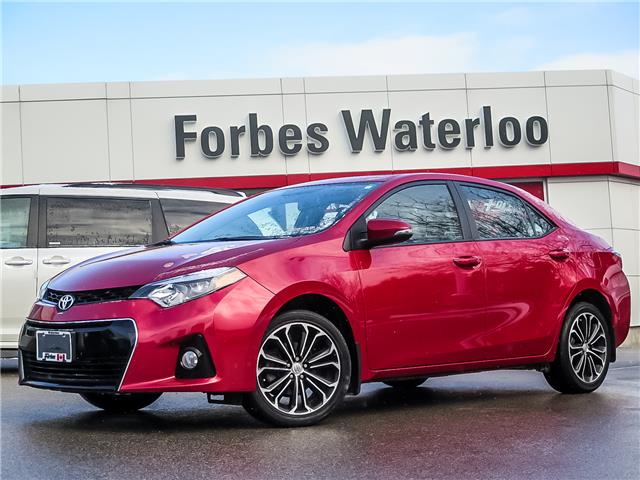 2015 Toyota Corolla S (Stk: 02136A) in Waterloo - Image 1 of 24