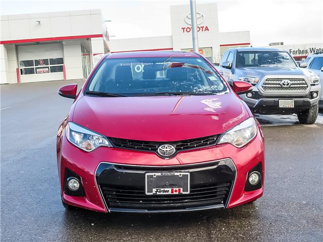 2015 Toyota Corolla S (Stk: 02136A) in Waterloo - Image 2 of 24