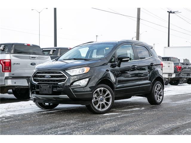 2019 Ford EcoSport Titanium (Stk: 953630) in Ottawa - Image 1 of 29