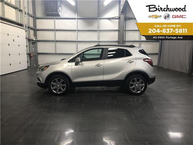 2019 Buick Encore Essence (Stk: F2YJEP) in Winnipeg - Image 2 of 34