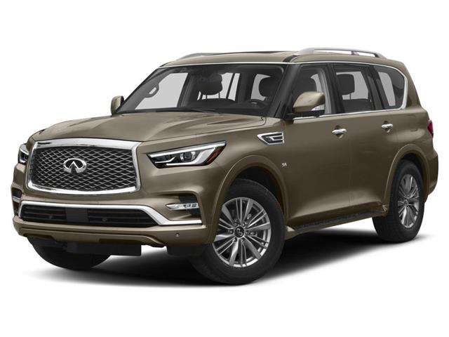 2020 Infiniti QX80 ProACTIVE 8 Passenger (Stk: H9186) in Thornhill - Image 1 of 9