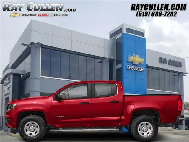 2020 Chevrolet Colorado Z71 (Stk: 133151) in London - Image 1 of 1