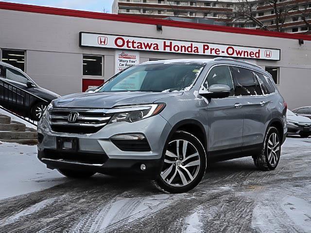 2016 Honda Pilot Touring (Stk: H8098-0) in Ottawa - Image 1 of 27