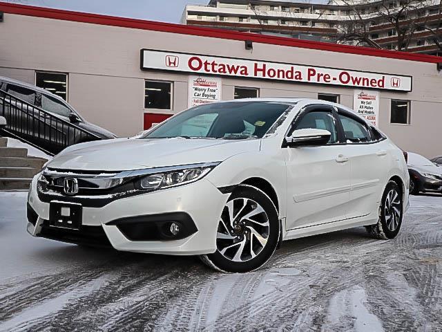 2016 Honda Civic EX (Stk: 32986-1) in Ottawa - Image 1 of 26