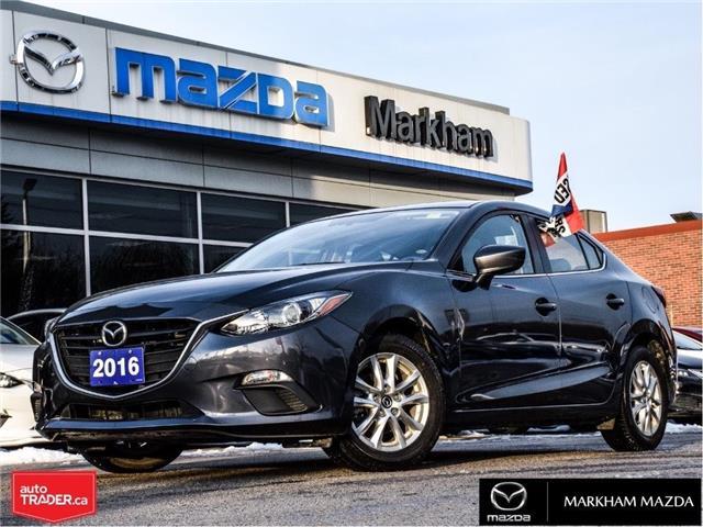 2016 Mazda Mazda3 GS (Stk: P1940) in Markham - Image 1 of 27