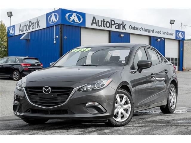 2016 Mazda Mazda3 Sport GS (Stk: 16-01500T) in Georgetown - Image 1 of 18