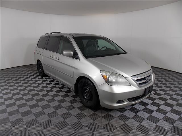 2005 Honda Odyssey EX-L 5FNRL38745B509518 220057A in Huntsville