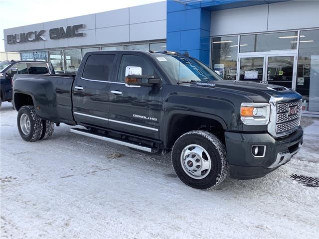 2019 GMC Sierra 3500HD Denali (Stk: 19-2002) in Listowel - Image 1 of 11