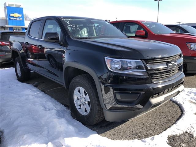 2020 Chevrolet Colorado WT (Stk: 20009) in Cornwall - Image 1 of 1
