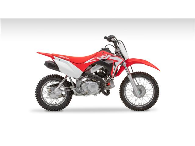 2019 Honda CRF110FK CRF110FK - LAST ONE* $400 REBATE* (Stk: 3600355) in Brockville - Image 1 of 1