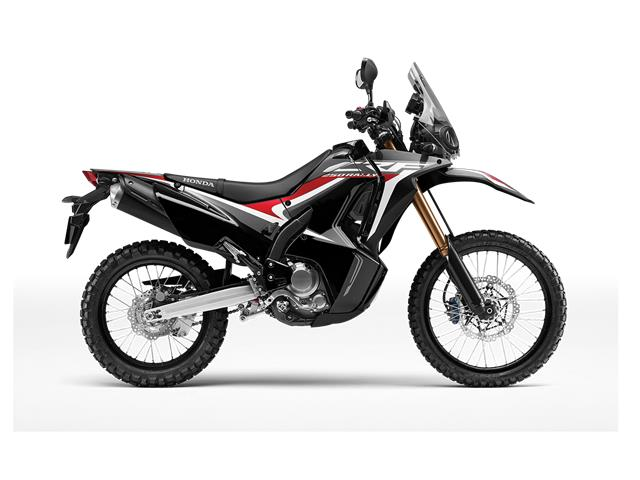 2019 Honda CRF250RLK CRF250RLK RALLY! ON/OFF ROAD! SAVE $750! (Stk: 5200441) in Brockville - Image 1 of 1
