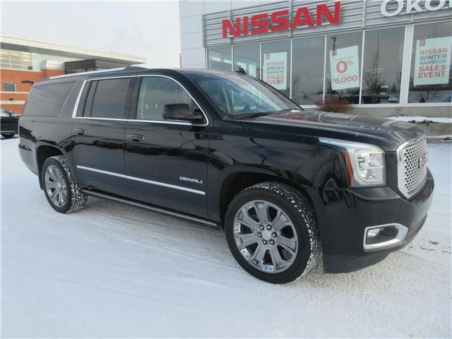 2016 GMC Yukon XL Denali (Stk: 10084) in Okotoks - Image 1 of 34