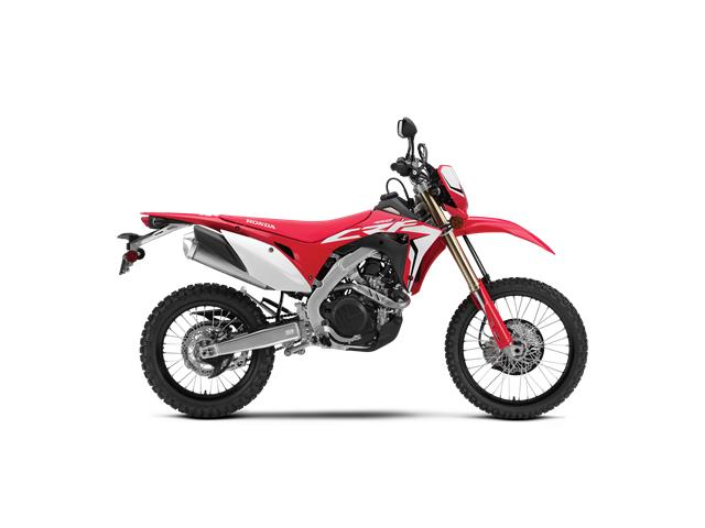 2019 Honda CRF450LK CRF450FK (Stk: K000555) in Brockville - Image 1 of 1