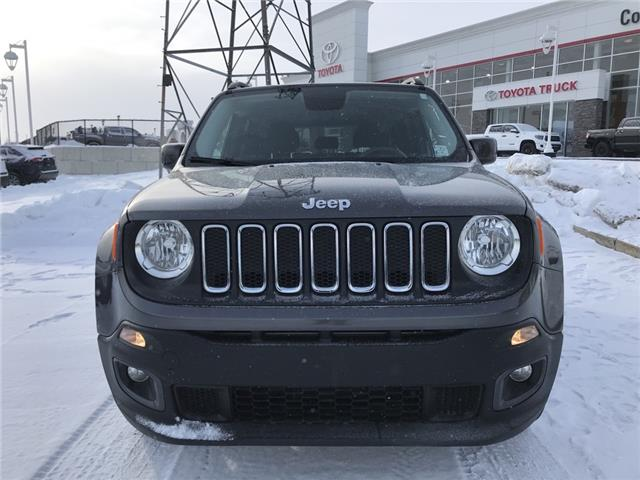 2016 Jeep Renegade North (Stk: 2886A) in Cochrane - Image 2 of 19