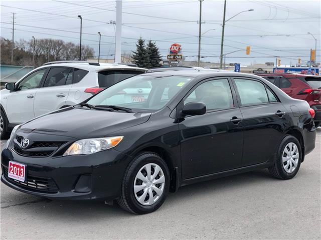 2013 Toyota Corolla CE (Stk: TW064A) in Cobourg - Image 1 of 19