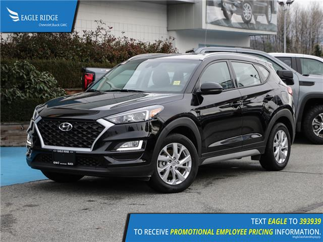 2019 Hyundai Tucson Preferred (Stk: 199863) in Coquitlam - Image 1 of 15