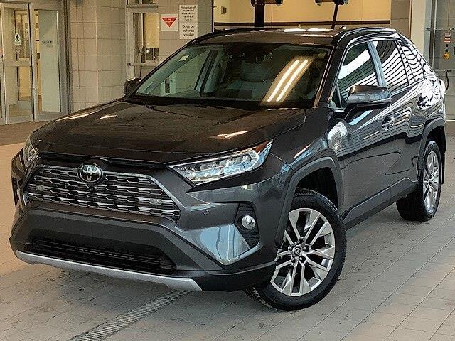 2019 Toyota RAV4 Limited (Stk: 21364) in Kingston - Image 1 of 30