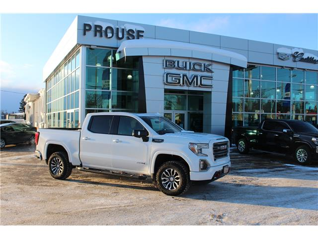2020 GMC Sierra 1500 AT4 (Stk: 8567-20) in Sault Ste. Marie - Image 1 of 1