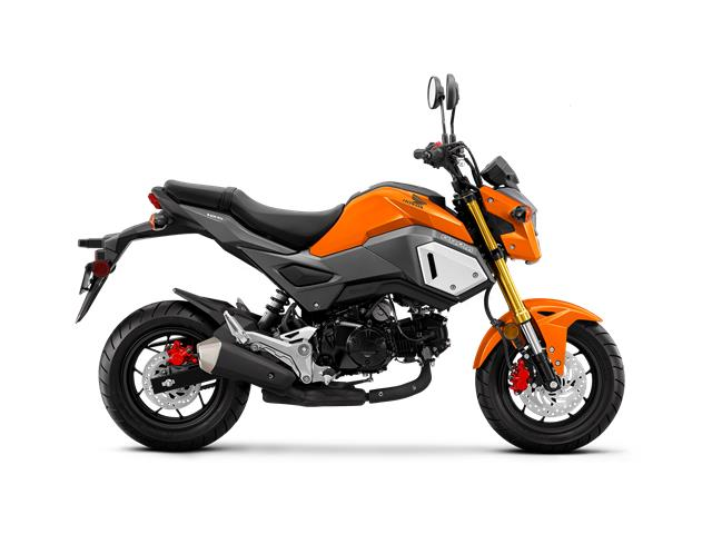 2019 Honda MSX125K GROM MSX125K (Stk: 5100034) in Brockville - Image 1 of 1