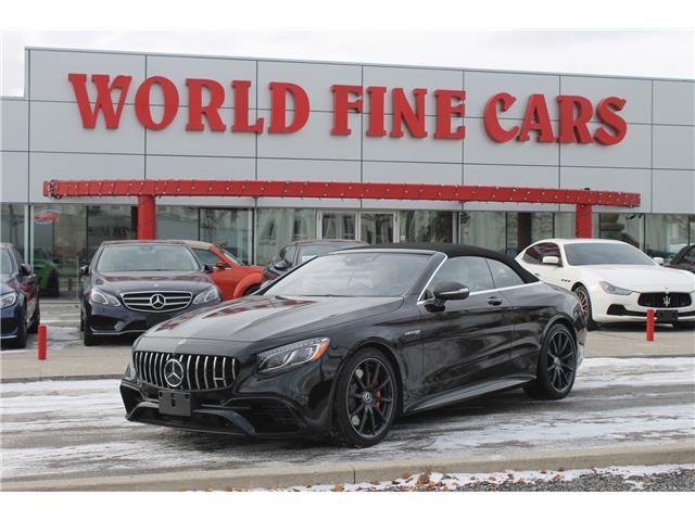 2019 Mercedes-Benz AMG S 63 Base (Stk: 1260) in Toronto - Image 1 of 25