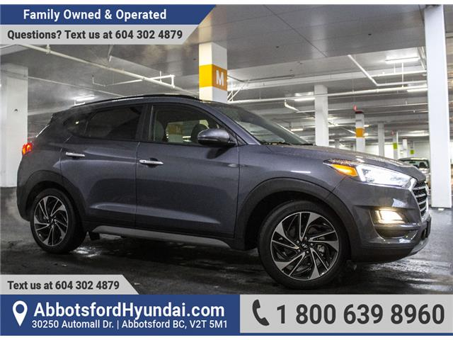2019 Hyundai Tucson Ultimate (Stk: AH9003) in Abbotsford - Image 1 of 27