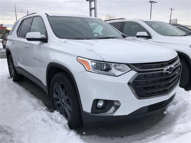 2020 Chevrolet Traverse RS (Stk: 20090) in Cornwall - Image 1 of 1