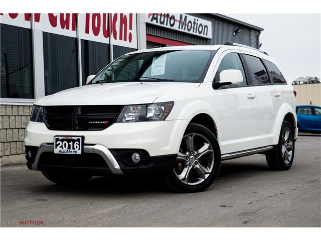 2016 Dodge Journey Crossroad (Stk: 191479) in Chatham - Image 1 of 26