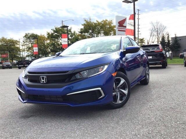 2020 Honda Civic LX (Stk: 20437) in Barrie - Image 1 of 22