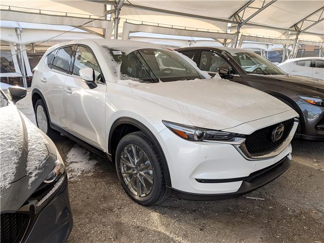 2020 Mazda CX-5 Signature (Stk: H1901) in Calgary - Image 1 of 1