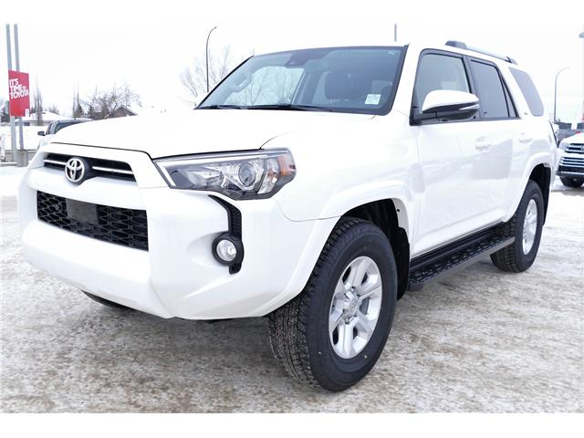 2020 Toyota 4Runner Base (Stk: 4RL071) in Lloydminster - Image 1 of 17