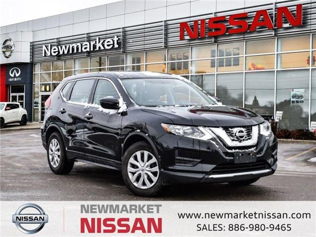 2017 Nissan Rogue S (Stk: UN1062) in Newmarket - Image 1 of 22