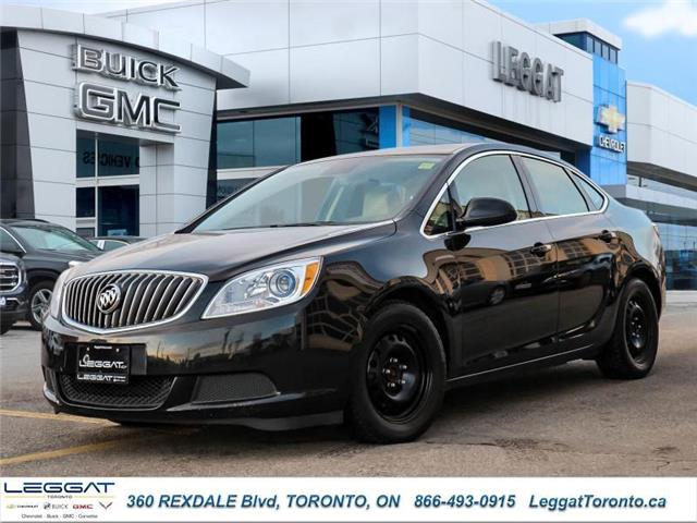 2016 Buick Verano Base (Stk: T11637A) in Etobicoke - Image 1 of 21