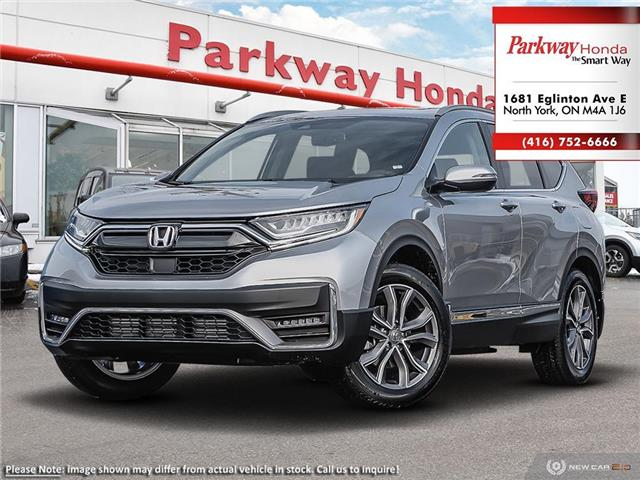 2020 Honda CR-V Touring (Stk: 25095) in North York - Image 1 of 23