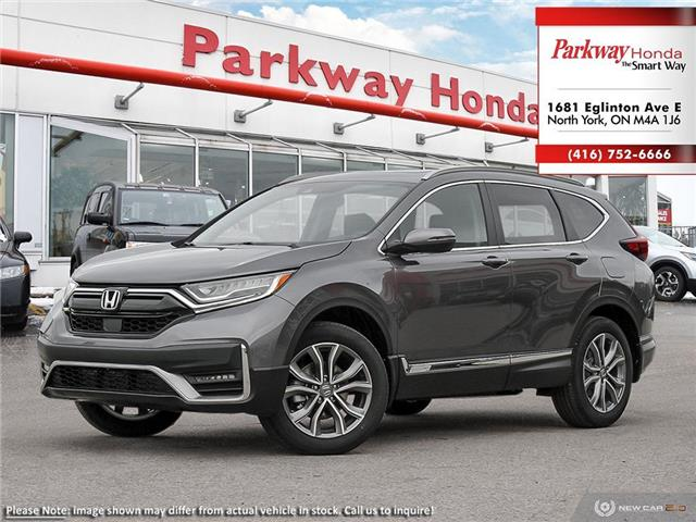 2020 Honda CR-V Touring (Stk: 25053) in North York - Image 1 of 23